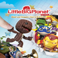 LittleBigPlanet™ PS Vita Marvel Super Hero Edition Full Game