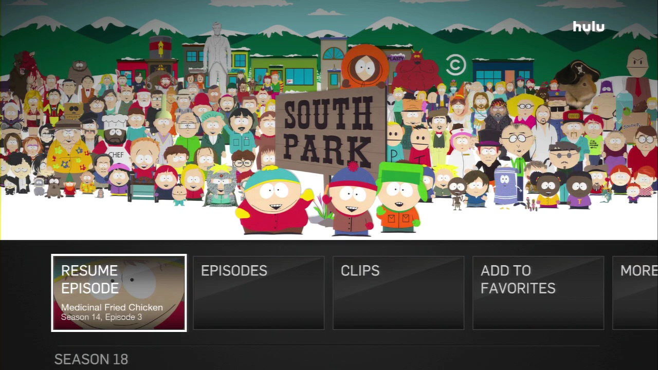 how to get hulu tv on ps4