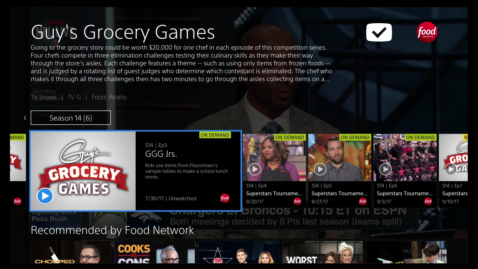 PlayStation™Vue on PS3 | Official PlayStation™Store US